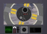 Screenshot programu SpaceDocker 9000