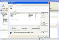Screenshot programu Spam Bully for Outlook Express 4.4.0.13