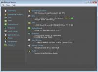 Screenshot programu Speccy 1.22.536 Slim