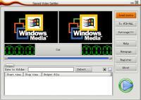 Screenshot programu Speed Video Splitter 4.3.37