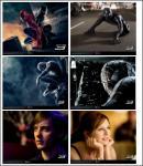 Screenshot programu Spiderman 3 Screensaver