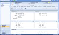 Screenshot programu SprinxCRM Free Edition 6.2.0