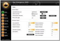 Screenshot programu Spy Emergency 19.0.805.0