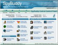 Screenshot programu SpyBuddy 3.7.5