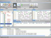 Screenshot programu SQL Balance for MySQL 3.0.9