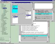 Screenshot programu SQLite3 database manager 8.17