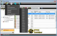 Screenshot programu ST Proxy Switcher 3.0.53