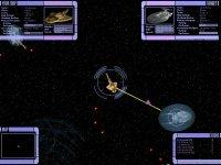 Screenshot programu Star Trek: Red Alert