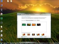 Screenshot programu Stardock DeskScapes 2.5