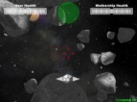 Screenshot programu StarFighter