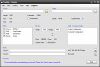 Screenshot programu StaxRip 1.2.2.0