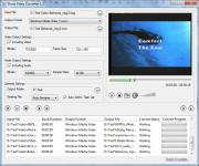 Screenshot programu Stone WMV Converter 1.6.306