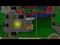 Screenshot programu Street Bike Furry 1.0
