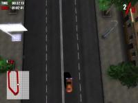 Screenshot programu Street Racer