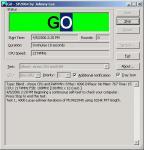 Screenshot programu Stress Prime 2004 Orthos 0.41