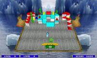 Screenshot programu Strike ball