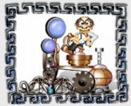 Screenshot programu Stroj na poklady
