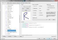 Screenshot programu StrokesPlus 2.8.6.1