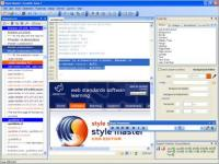 Screenshot programu Style Master 4.6