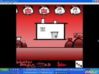 Screenshot programu Suburban Brawl