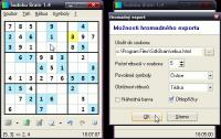 Screenshot programu Sudoku Brain 1.4