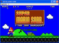 Screenshot programu Super Mario Sorb 1