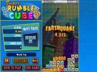 Screenshot programu Super Rumble
