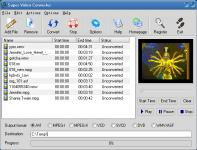 Screenshot programu Super Video Converter 5.8