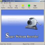 Screenshot programu Super Webcam Recorder 4.2