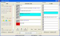 Screenshot programu Svátky a narozeniny 2.0