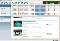 Screenshot programu SVDownloader 1.3.8