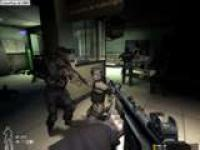 Screenshot programu SWAT 4