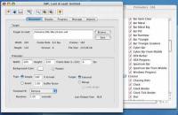 Screenshot programu SWF, Lock & Load 1.208