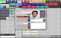Screenshot programu Systém pro rozvoz jídel - AWIS 4.4.8