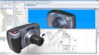 Screenshot programu T-Flex Parametric 3D CAD 12 student