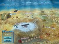 Screenshot programu Tajemství šesti moří