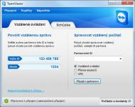 Screenshot programu TeamViewer 11.0.53254 Portable