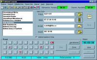 Screenshot programu Telefonní seznam 2.2.2