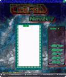 Screenshot programu Tetris Navždy 1.0