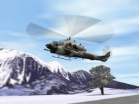 Screenshot programu The Flying Model Simulator FMS 2.0  Alpha 8.5