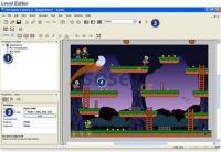 Screenshot programu The Games Factory 2.0