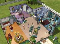 Screenshot programu The Sims 3 patch 1.2.7.00002