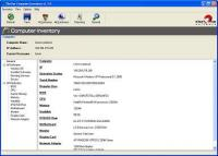 Screenshot programu TheOne Computer Inventory Free Edition 3.3.0