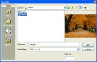 Screenshot programu TIFF2PDF Pilot 2.6.96