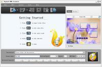 Screenshot programu Tipard DVD Creator 3.1.22