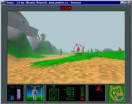 Screenshot programu Titanus