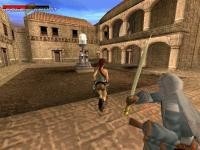 Screenshot programu Tomb Raider 4