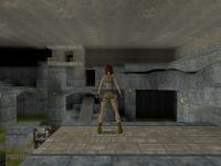 Screenshot programu Tomb Raider
