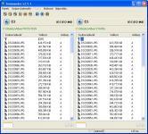 Screenshot programu Tommander 2.5.1