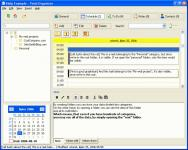 Screenshot programu Total Organizer 2.41